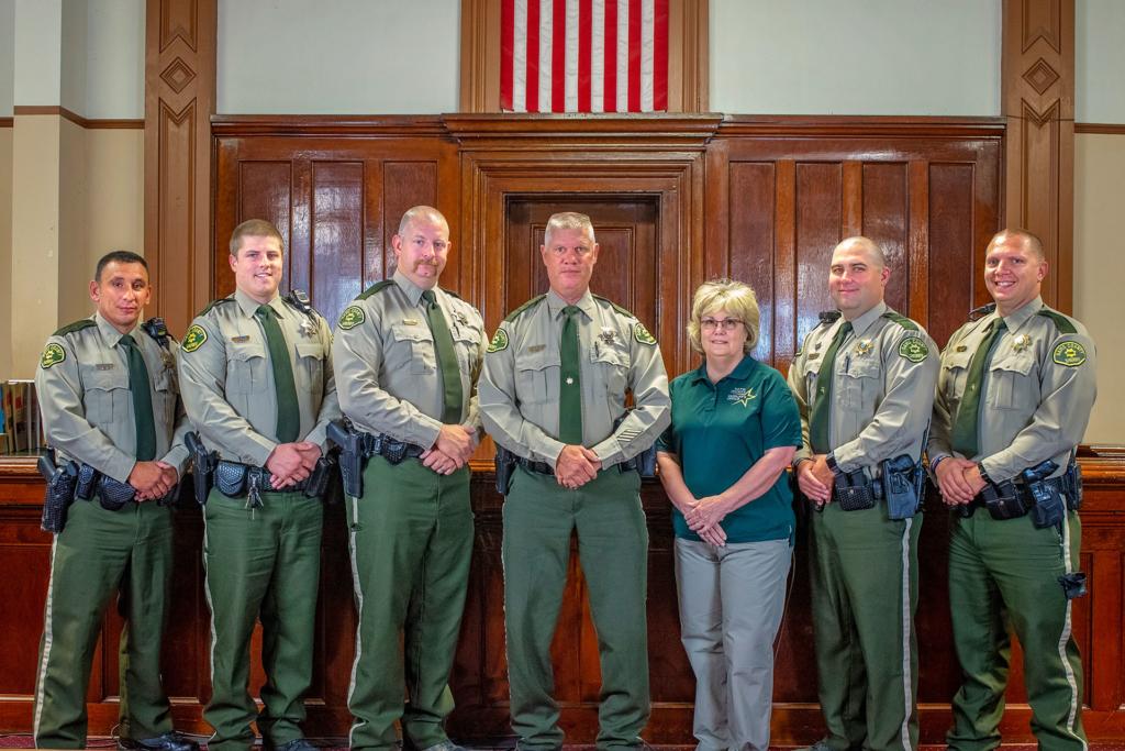 Sheriff's Department - Davis County